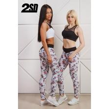 2SD лосины - MickeyMouse (size: S)