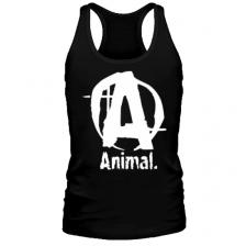 Майка Universal Animal (черная)