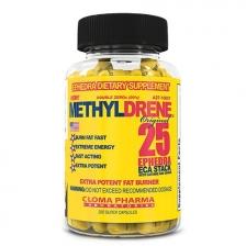 Cloma Methyldrene 25 100 cap