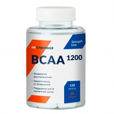 Cybermass BCAA 1200 120caps