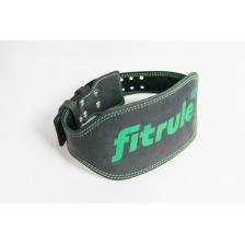 Ремень FitRule 3-х слойный атлетический 15см (XL)