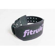Ремень женский  FitRule фиолетовый (S)