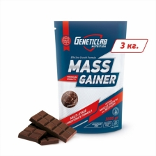 GeneticLab MASS GAINER 3000g