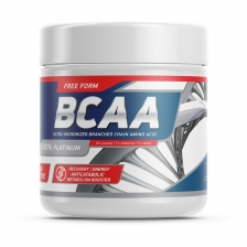 GeneticLab BCAA powder 200g