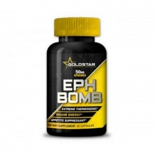 Goldstar Eph Bomb 60 caps ( Версия с эфедрой! )