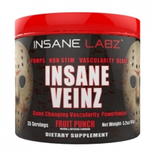 Insane Labz Veinz  147 g (35 serv)