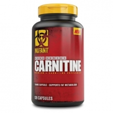 Mutant Core Series L-Carnitine 120 caps