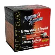 PS Guarana Liquid 200 mg x 20 amp