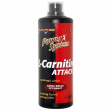 PS L-Carnitin Attack 3600 1000 ml