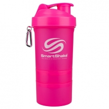 Шейкер SmartShake Original 400ml (Neon Pink)