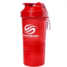 Шейкер SmartShake Original 400ml (Neon Red)