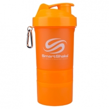 Шейкер SmartShake ORIGINAL 400ml (Neon Orange)
