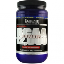 Ult BCAA 12000 Powder 400g