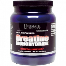 ULTIMATE Creatine Monohydrate 1000g