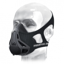 Training Mask PHANTOM (black)