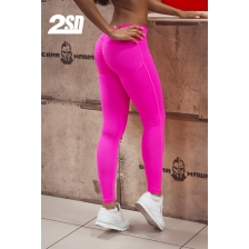 2SD лосины -  pink push up (size: s)