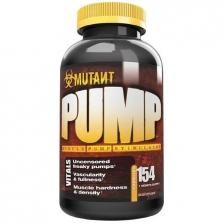 Mutant Pump 154 caps