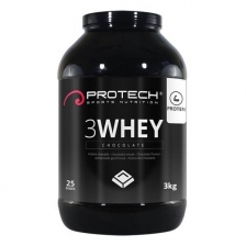 Protech Nutrition 3 WHEY 3000g