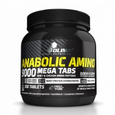 Olimp Anabolic Amino 9000 Mega 300 Tab