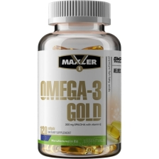 Maxler Omega-3 Gold 120 caps (USA)