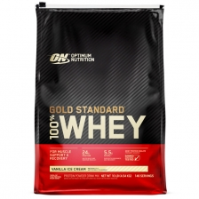 ON 100% Whey Gold standard 10lb