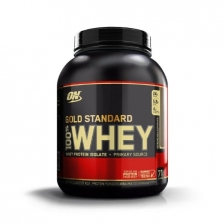 ON 100 % Whey Gold standard 5lb (Delicious Strawberry)