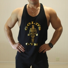 Майка Gold's Gym (Золото)
