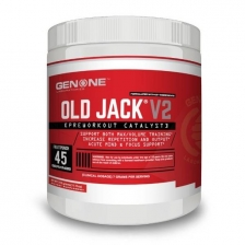 GenOne LABS OLD JACK V2 PRE-WORKOUT 45 serv