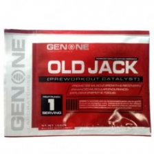 GenOne LABS OLD JACK V2 PRE-WORKOUT 1 serv (вышел срок годности. Акция!!!)