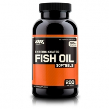 ON Fish Oil 200 Softgels