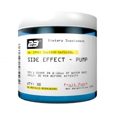 23 Co. Side Effect Pump 30serv