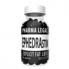 Pharma Legal Ephedra Stim 60tabs