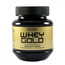 Ultimate Whey Gold пробник 34g