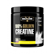 Maxler 100% Golden Micronized Creatine 300 g (can)