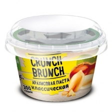 CRUNCH-BRUNCH арахисовая паста 200g