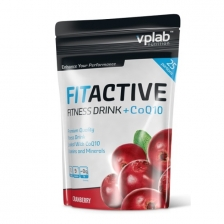 VPLab FitActive Fitness Drink + Q10 500g