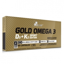 Olimp Gold Omega 3 Sport Edition 60caps