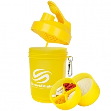 Шейкер SmartShake ORIGINAL 400ml (Neon Yellow)