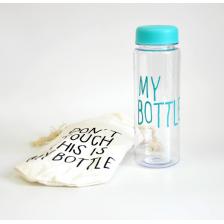 My Bottle бутылочка (Голубой)