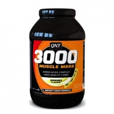 QNT Muscle Mass 3000 1300g