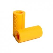 Расширитель для грифа FitRule 10см (Желтый)