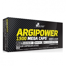 Olimp ARGI POWER Mega Caps 1500mg 120 caps