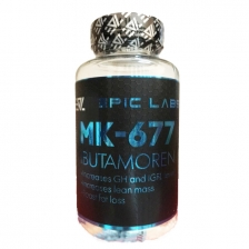 Epic Labs IBUTAMOREN MK-677 90caps (стимулятор гормона роста)