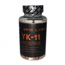 Epic Labs Myostine YK-11 90caps (ингибитор Миостатина)