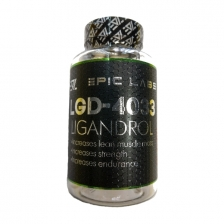 Epic Labs Ligandrol LGD-4033 90caps (модулятор андрогенных рецепторов)