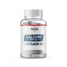 GeneticLab CALCIUM + vitamine D3 30serv