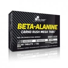 Olimp Beta-Alanine Carno Rush 80tab