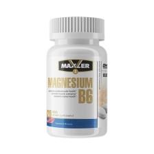 Maxler Magnesium B6 120 tabs