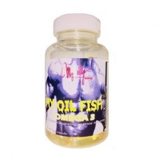 MY WAY™ in Sport MY OIL FISH Omega 3 60caps
