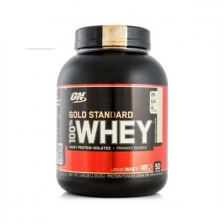 ON 100 % Whey Gold standard 5lb (White Chocolate)